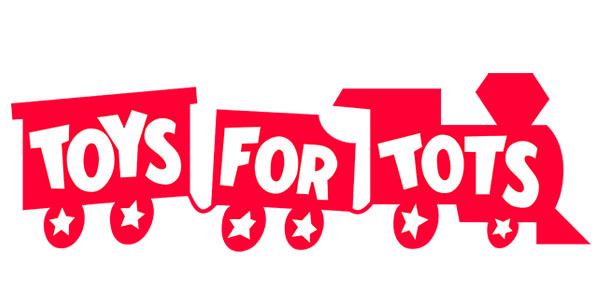 Blue Knights work with Toys for Tots