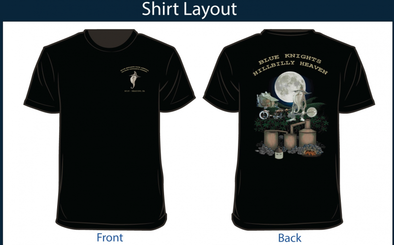 Tri-State Shirts